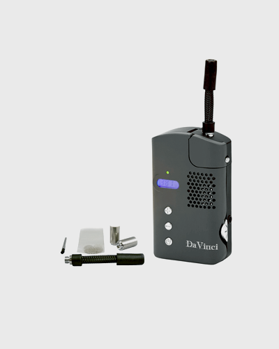 DA VINCI Vaporizzatore Grey-02