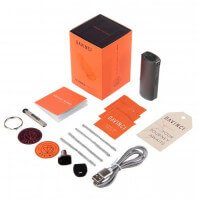 DaVinci Miqro basic whats in the box vaporizzatore