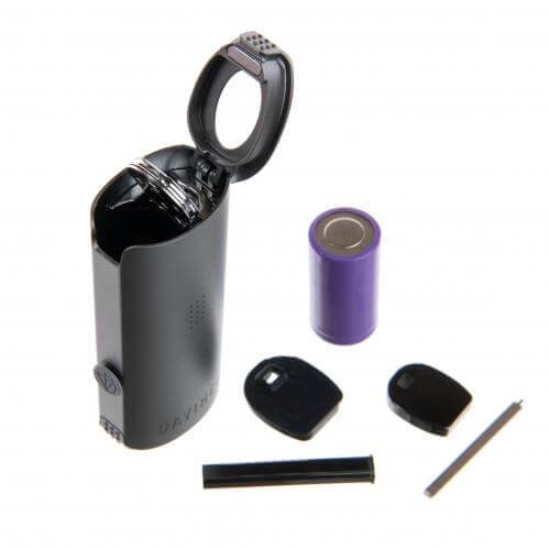 DaVinci Miqro explorers collection everything out of top vaporizzatore