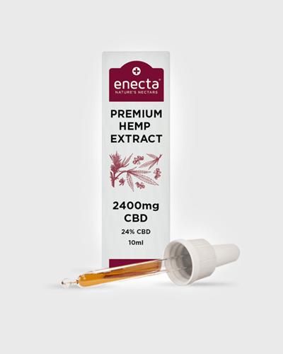 PREMIUM HEMP EXTRACT 2400mg CBD (24% CBD)
