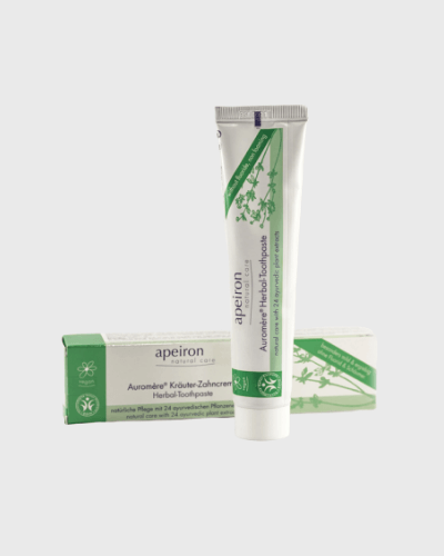 Dentifricio Ayurvedico – 100% naturale e bio degradabile