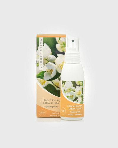 Deo Spray Fragranza Agrumata - deodorante