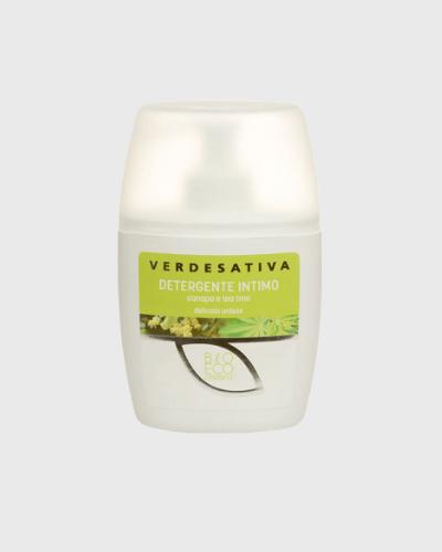 Detergente Intimo Delicato al Tea Tree 100% naturale e bio degradabile