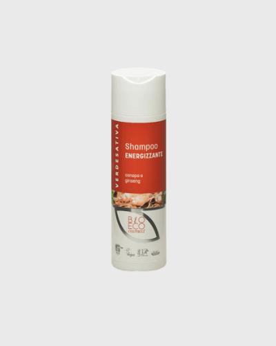 Shampoo Energizzante – 100% naturale e bio degradabile
