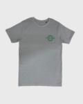 T-shirt logo Cannazero GRIGIO - S